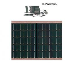 Powerfilm MPT6-150 (100mA @ 6V) mini solar panel