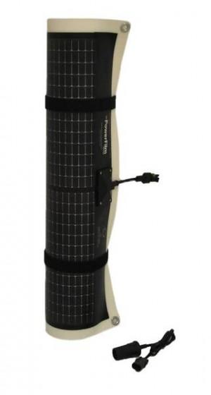 Powerfilm 42 Watt Rollable Solar Panel Select Solar The